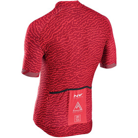 Northwave Rough SS Jersey Men red